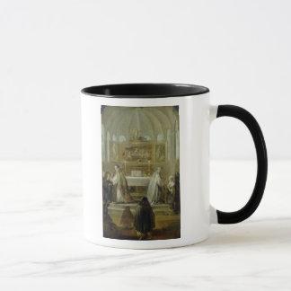 Mug La communion, 1649-51