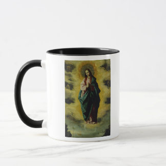 Mug La conception impeccable, c.1630-35