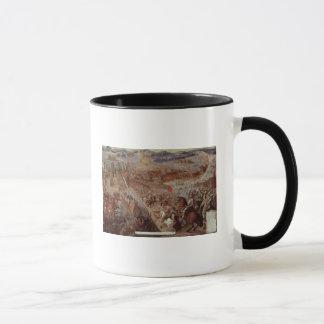 Mug La conquête de Tenochtitlan