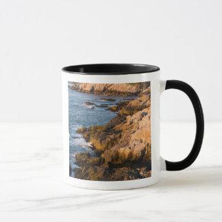 Mug La côte rocheuse de l'Au Haut d'île au Maine