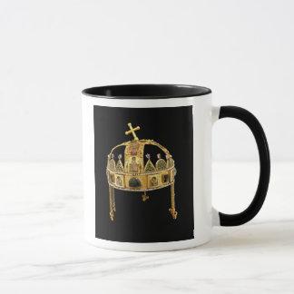 Mug La couronne sainte de la Hongrie, 11ème-12ème