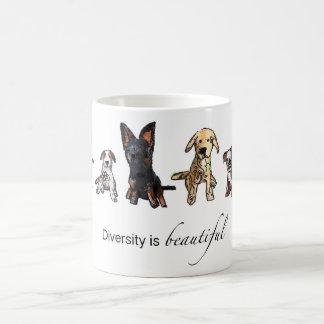 Mug La diversité est belle