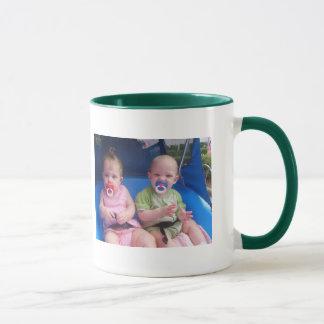 Mug La famille 057, nous vous aimons oncle Ralph