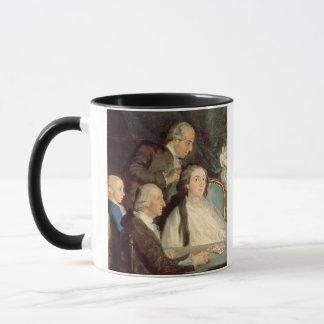 Mug La famille d'Infante Don Luis de Borbon 2