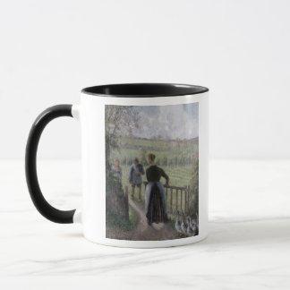 Mug La femme avec les oies, 1895
