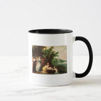 Mug La fille du pharaon découvrant Moïse