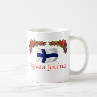 Mug La Finlande Hyvaa Joulua (Joyeux Noël)