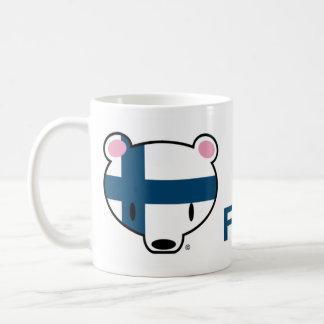 Mug La Finlande kuma-chan