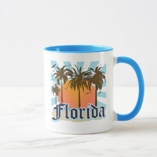 Mug La Floride le Floride Etats-Unis