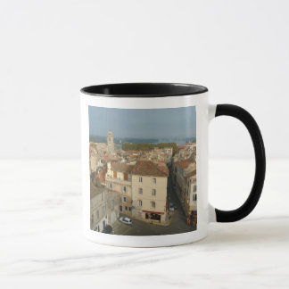 Mug La France, Arles, Provence, vue de ville de