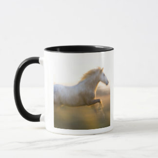Mug La France, Provence. Fonctionnement blanc de