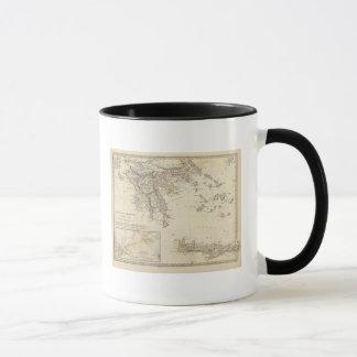 Mug La Grèce antique, du sud