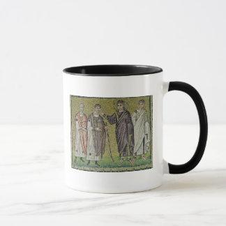 Mug La guérison de deux Blindmen de Jéricho