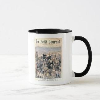 Mug La guerre au Transvaal