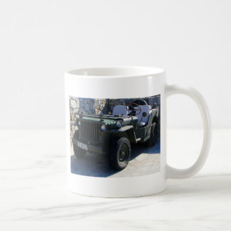 Mug La jeep de Willy classique