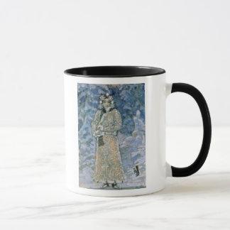 Mug La jeune fille de neige, un croquis pour l'opéra