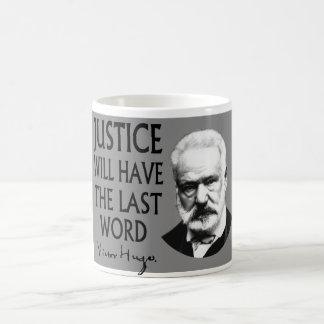 Mug La justice aura le dernier mot