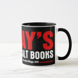 Mug La librairie occulte du rayon