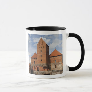 Mug La Lithuanie, Trakai, ressortissant historique 3