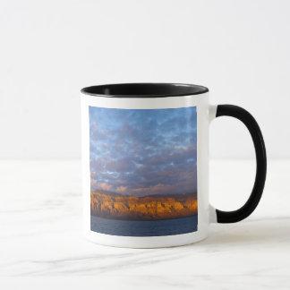 Mug La lumière de matin salue la sierra de la Giganta