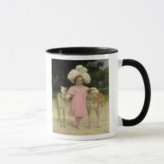 Mug La mars d'Alice Antoinette De, âgé cinq