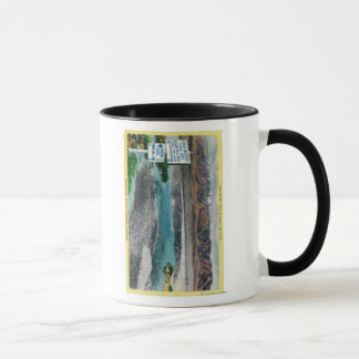 Mug La mauvaise eau au monument national de Death