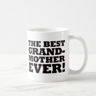 Mug La meilleure grand-mère jamais