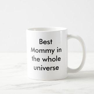 Mug La meilleure maman dans l'univers entier