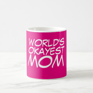 Mug La meilleure maman du monde… Presque