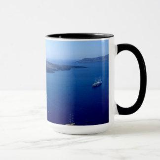 Mug La mer Méditerranée