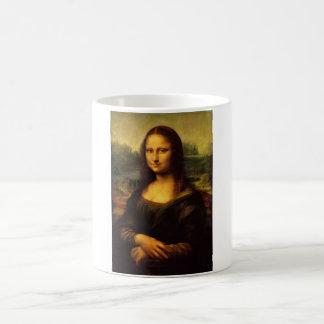 Mug La Mona Lisa par Leonardo da Vinci C. 1503-1505