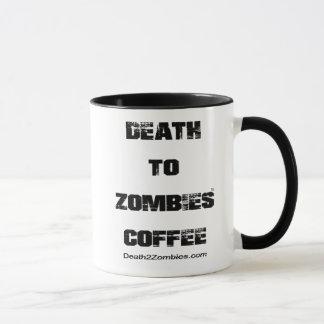Mug La mort au café de zombis