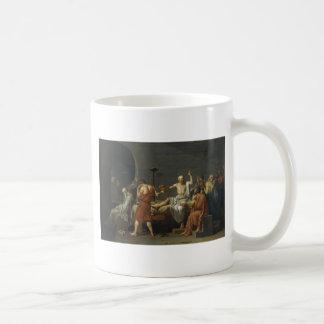 Mug La mort de Socrates