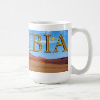 Mug La Namibie