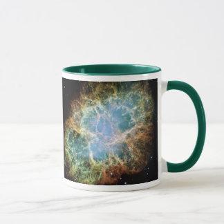 Mug La NASA de supernova de nébuleuse de crabe