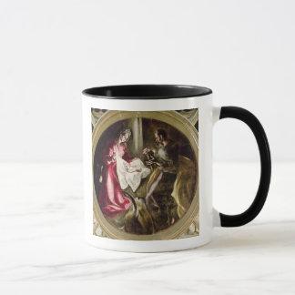 Mug La nativité, 1587-1614