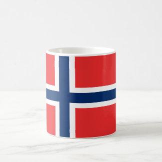 Mug La Norvège, drapeau