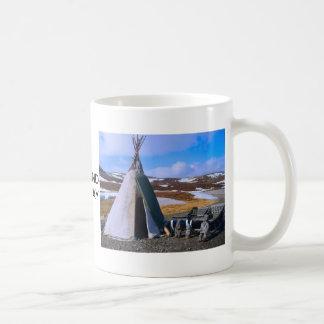 Mug La Norvège, Laponie, règlement de Sami