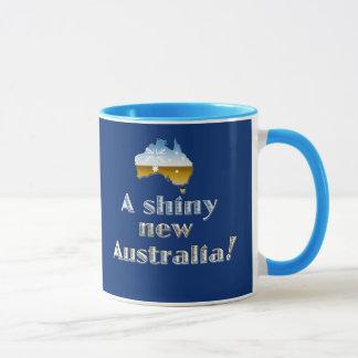Mug La nouvelle Australie brillante