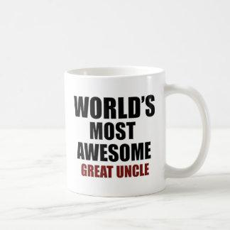 Mug La plupart d'oncle impressionnant