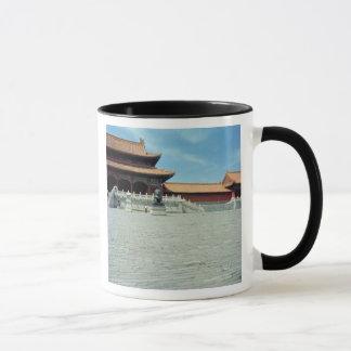 Mug La porte de la dynastie de Ming suprême