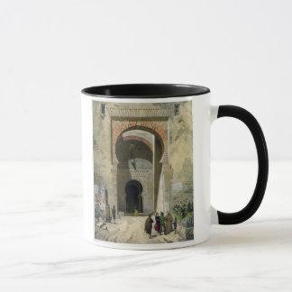 Mug La porte de la justice, entrée vers Alhambra, Gra