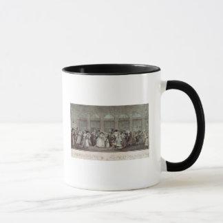 Mug La promenade de la galerie de Palais Royal, 1787