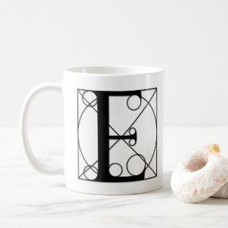 Mug La proportion divine - E