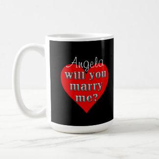 Mug La proposition