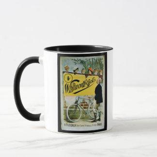 """Mug La publicité par affichage """"Whitworth fait un"""