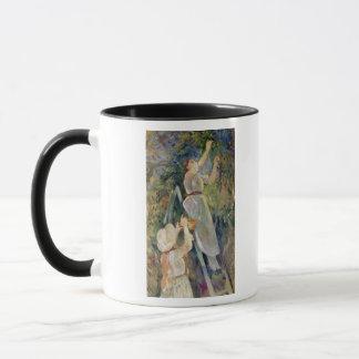 Mug La récolteuse de cerise