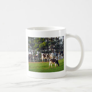 Mug La règle de la vache au Wisconsin