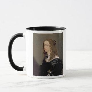 Mug La Reine Christina de la Suède 1652