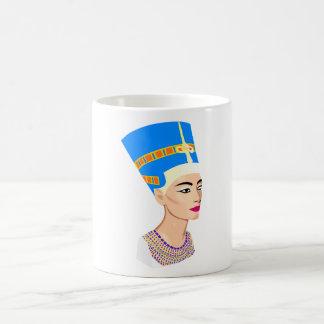 Mug La Reine égyptienne Nefertiti